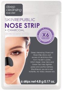 SKIN Republic Charcoal Nose Strips