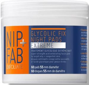 NIP+FAB Glycolic Fix Night Pads Extreme